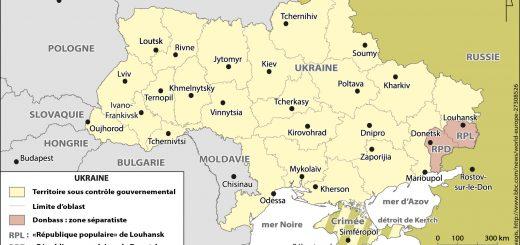 Figure 1. Carte de situation.